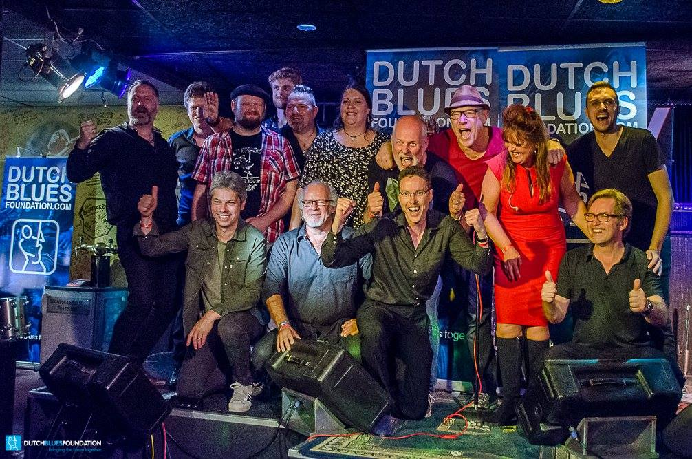 Blues Treat met The Damned And The Dirty naar de Finale Dutch Blues Challenge 2016